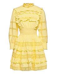 Emmie dress - LEMON