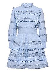 Emmie dress - SKY BLUE