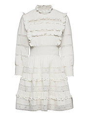 Emmie dress - WHITE
