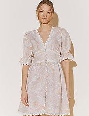 By Malina - Leonie dress - sommarklänningar - pastel paisley - 6