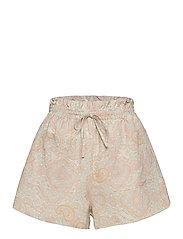 Misty shorts - PASTEL PAISLEY