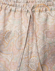 By Malina - Misty shorts - casual shorts - pastel paisley - 7