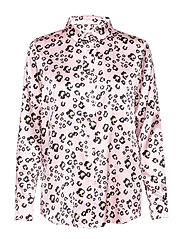Alicia blouse - LEO PINK