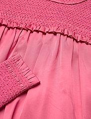 By Malina - Shirley blouse - långärmade blusar - ballet pink - 4