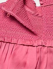 By Malina - Shirley blouse - långärmade blusar - ballet pink - 5