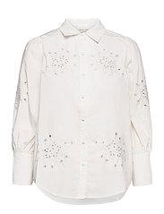 Edwina shirt - WHITE
