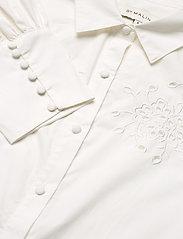 By Malina - Edwina shirt - chemises à manches longues - white - 7