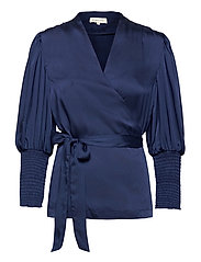 Hope blouse - DEEP BLUE
