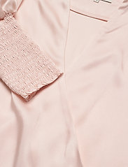 By Malina - Hope blouse - långärmade blusar - pale pink - 2