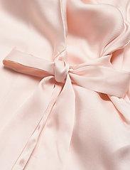 By Malina - Hope blouse - långärmade blusar - pale pink - 3