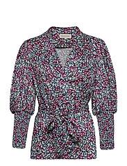 Hope blouse - WILD BLOSSOM