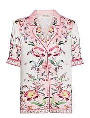 Giselle shirt - FRENCH ROSE PALE PINK