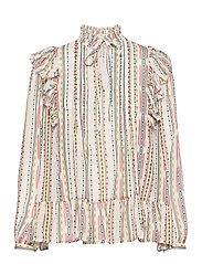 Jade blouse - INCA SOFT BEIGE
