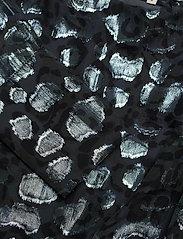 By Malina - Lively dress - festklänningar - black sparkle - 6