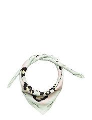 Fly scarf - LEO AQUA PINK