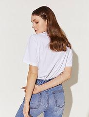 By Malina - Since 2010 tee - t-shirts - white - 3