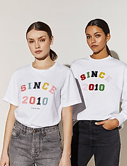 By Malina - Since 2010 tee - t-shirts - white - 4