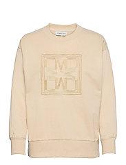 Iconic sweatshirt - SOFT BEIGE