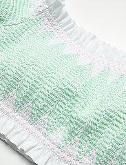 By Malina - Amelle bikini top - góry strojów kąpielowych - white - 6