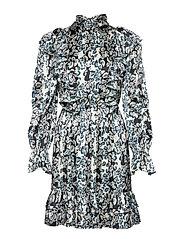 Ava mini dress - LEOPARDI