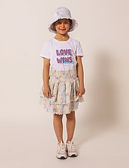 By Malina - Mini Felica skirt - röcke - summer blooms - 0