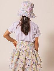 By Malina - Mini Felica skirt - röcke - summer blooms - 4