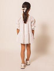 By Malina - Mini Gracia dress - kleider - white - 3