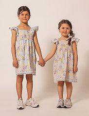 By Malina - Mini Luna dress - kleider - summer blooms - 0
