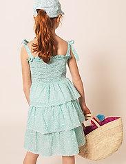 By Malina - Mini Neiva dress - kleider - coastal flower - 3