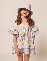 By Malina - Mini Ella dress - kleider - summer blooms - 0