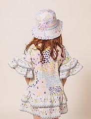 By Malina - Mini Ella dress - kleider - summer blooms - 3