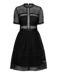Emily dress - BLACK
