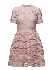 Emily dress - DUSTY PINK