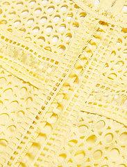 By Malina - Emily dress - cocktailklänningar - lemon - 3