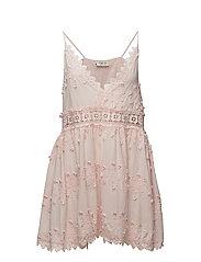 Issa mini dress - DUSTY PINK