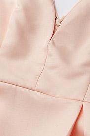 By Malina - Liv maxi dress - kveldskjoler - pink apricot - 2