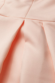 By Malina - Liv maxi dress - kveldskjoler - pink apricot - 3