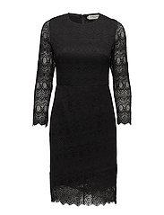 Elvira dress - BLACK