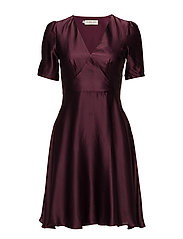 Willow dress - ROSEWOOD