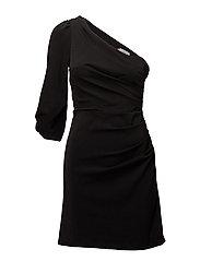 Gemma dress - BLACK
