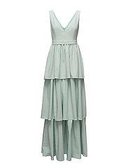 Chiara dress - EUCALYPTUS
