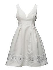 Liv mini dress - CLOUDY WHITE