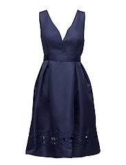 Liv mini dress - DARK BLUE
