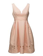 Liv mini dress - PINK APRICOT