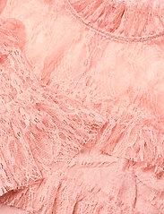 By Malina - Carmine mini dress - cocktailklänningar - coral rose - 4
