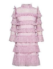 Carmine mini dress - LAVENDER