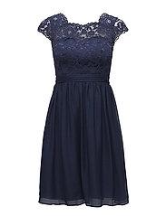 Ivy dress - DARK BLUE