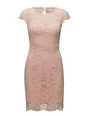 Leoni dress - DUSTY PINK