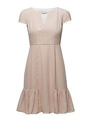 Andrea dress - DUSTY PINK