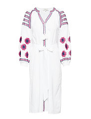 Riley dress - WHITE